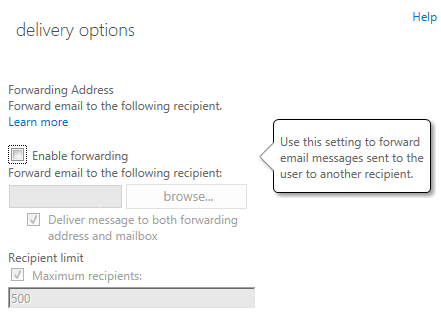 Office 365 Upgrade Forwarding Issues – Focused IT